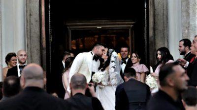 Decizia pe care au luat-o fiica lui Gigi Becali și soțul ei, după nuntă. Patronul FCSB va fi foarte dezamăgit