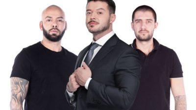 Cu cine l-au înlocuit Giani Kiriță și Cătălin Cazacu pe Victor Slav. Au refăcut grupul de la vulturii de noapte