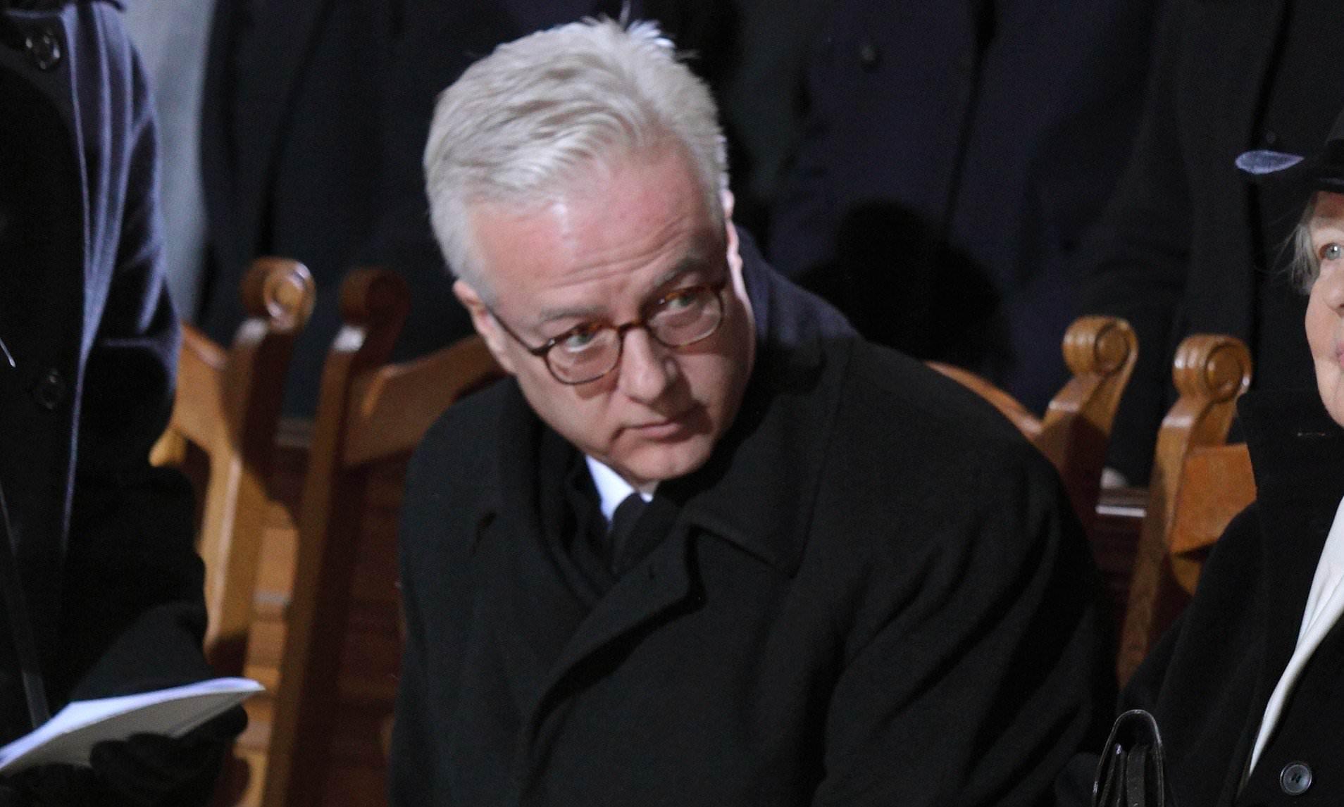 Fritz von Weizsäcker, fiul fostului președinte al Germaniei Richard von Weizsäcker