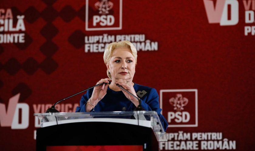 Dezbatere Viorica Dăncilă, candidat în turul 2 la alegerile prezidențiale 2019. Live Video