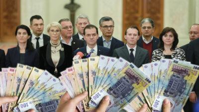 Când vor primii românii al 13-lea salariu. Miza e uriașă pentru Guvernul Orban