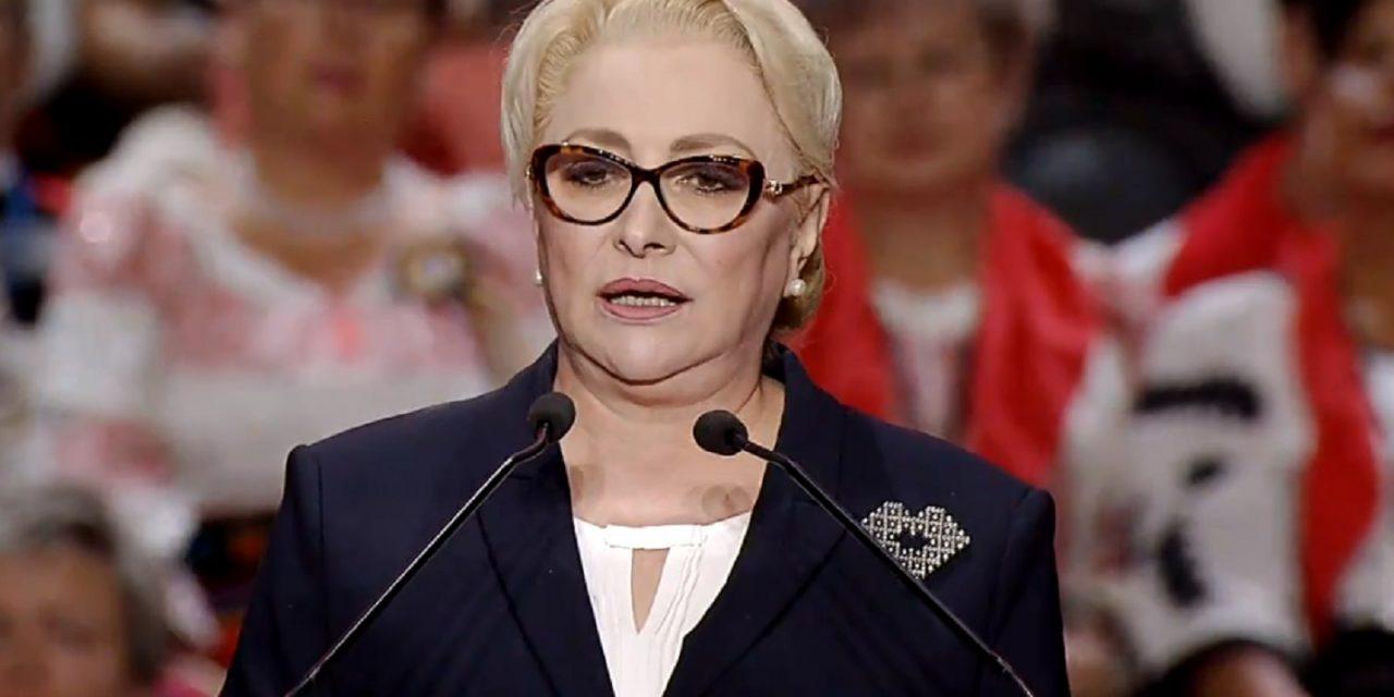 Cum a ajuns fiul Vioricăi Dăncilă consilier la Curtea de Conturi. Reacția neașteptată a candidatei PSD, când a fost întrebată dacă ea l-a angajat acolo1 (2)