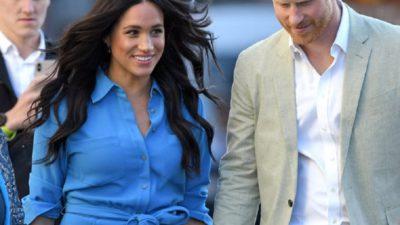 Meghan Markle a fost dată de gol! Gestul care arată că soția Prințului Harry așteaptă cel de-al doilea copil. Ce spun apropiații cuplului regal