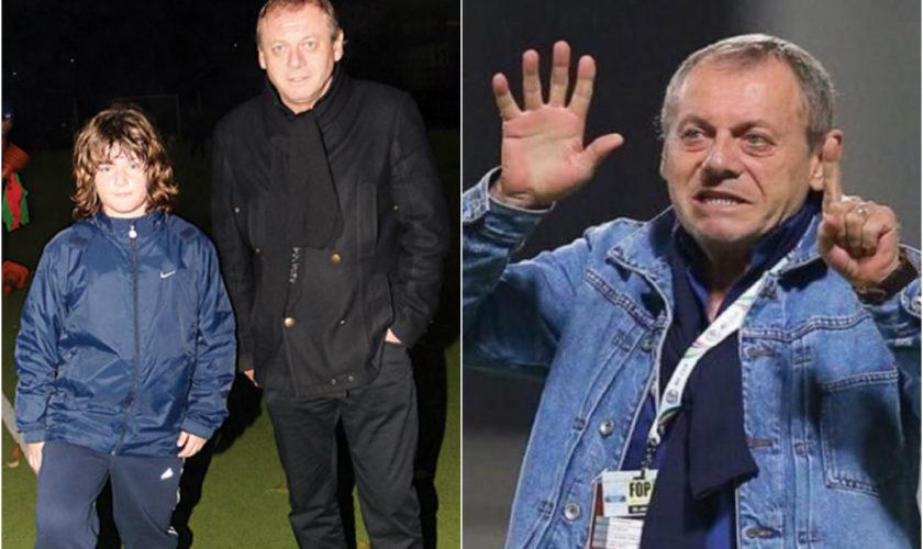 """Nepotul marelui fotbalist Ilie Balaci, apariție surpriză în serialul de la PRO TV: """"Bunicul mi-a spus să mă fac actor, că sunt prea frumos"""""""