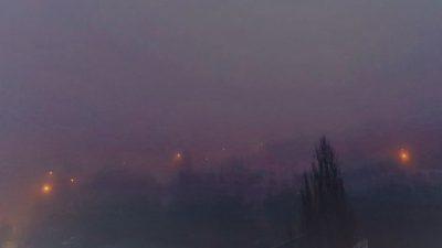 Prognoza meteo ANM, luni, 18 noiembrie: condiții de ceață, ploi și vânt puternic