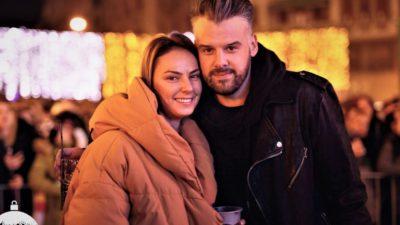 Roxana Ionescu și iubitul, aniversare în spital. Tinu Vidaicu a trecut prin momente cumplite FOTO