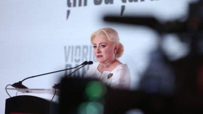 Viorica Dăncilă s-a răzgândit, după ce i-a invitat pe jurnaliști să îi vadă casa. Și-a amintit că are dreptul la intimitate