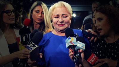 Viorica Dăncilă a demisionat din fruntea PSD. Noul preşedinte interimar este Marcel Ciolacu