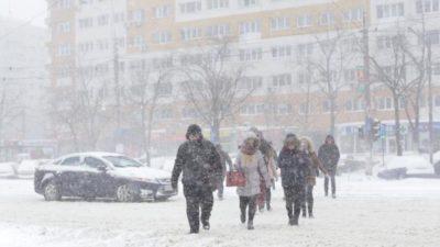 Vortexul polar lovește din nou România. Anunțul meteorologilor despre weekend-ul 29 noiembrie – 1 decembrie