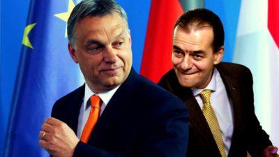 Ce îi promit ungurii lui Ludovic Orban. Mesajul important al premierului de la Budapesta