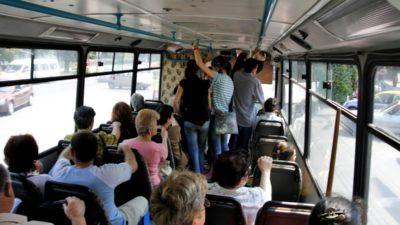 Anunț de ultimă oră! Ce măsuri se pot lua împotriva călătorilor din transportul public care nu se spală