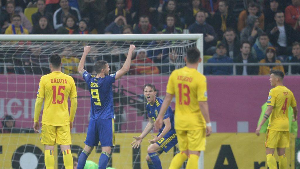 Ce șanse de calificare în Euro 2020 mai are România?