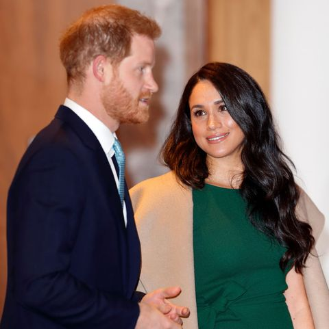 Cu toate că este ducesa de Sussex, Meghan Markle nu deține cetățenia britanică
