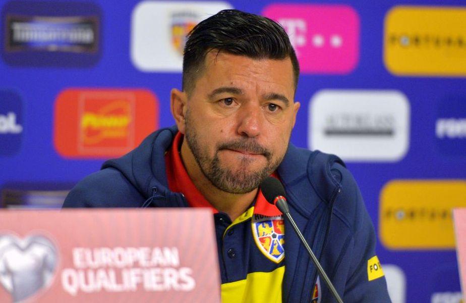 Cosmin Contra este noul antrenor al lui Dinamo. Foto: gsp.ro
