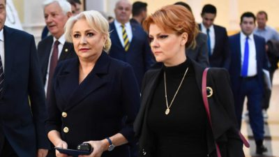 Scandalurile din preajma staff-ului de campanie al Vioricăi Dăncilă. Cine se ocupă de imaginea șefei PSD