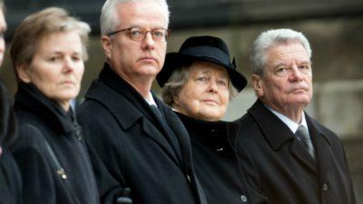 Fiul fostului președinte al Germaniei, ucis în timpul unei conferințe la Berlin. Cine este ucigașul