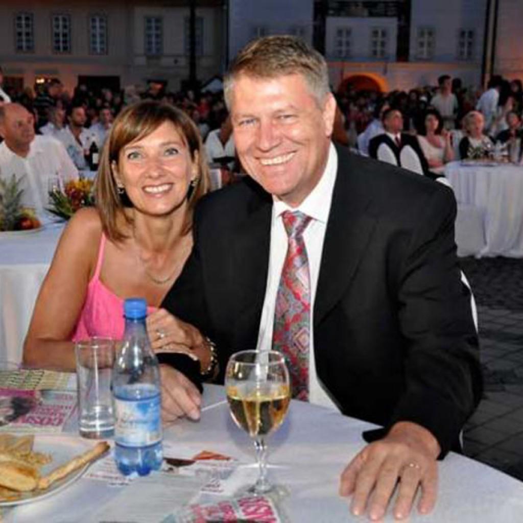 Carmen Iohannis și Klaus Iohannis, fotografie din tinerețe. Foto: revistateo.ro