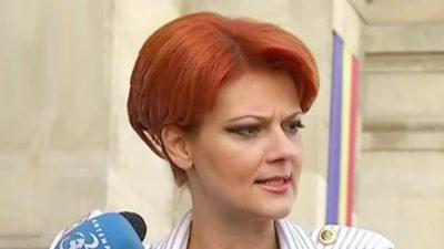 """Lia Olgulța Vasilescu a răbufnit! Mesaj dur către adversarii politicii: """"Ce să te aștepți de la o hoardă de maimuțe?"""""""