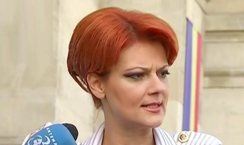 """Lia Olguța Vasilescu, derapaj grav la Antena 3: """"Iohannis se vede deja șef de lagăr de reeducare!"""""""
