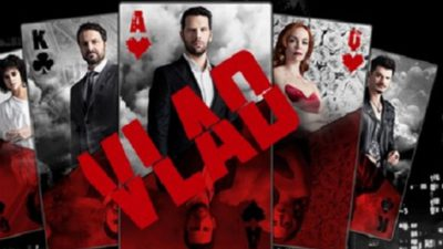 Nume surpriză în noul sezon Vlad! A fost personaj principal în Fructul Oprit la Antena 1, iar acum joacă în serialul de la PRO TV