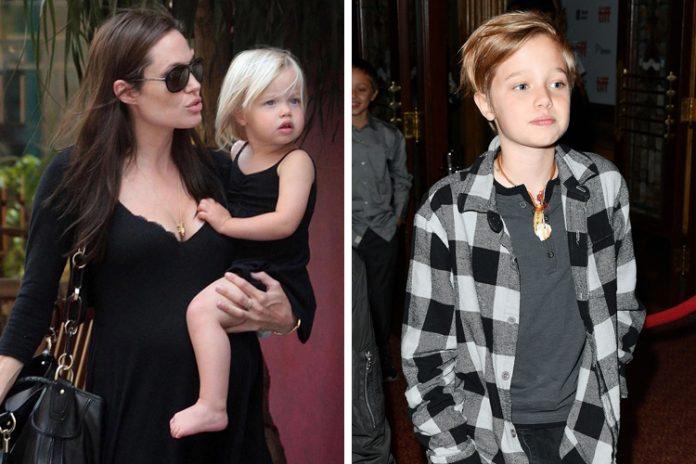 Shiloh, primul copil al cuplului Jolie-Pitt, a început tratamentul pentru schShiloh, primul copil al cuplului Jolie-Pitt, a început tratamentul pentru schimbare de seximbare de sex