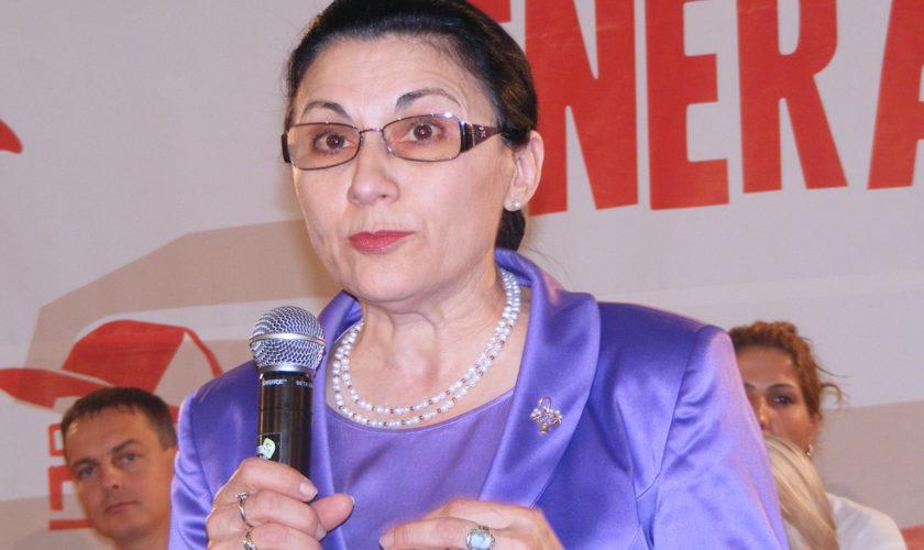 Cine este și cu ce se ocupă soțul Ecaterinei Andronescu