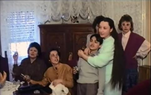 Imagini nemaivăzute de la cununia civilă a lui Cornel Galeș cu Ileana Ciuculete. Maria Dragomiroiu a fost invitată