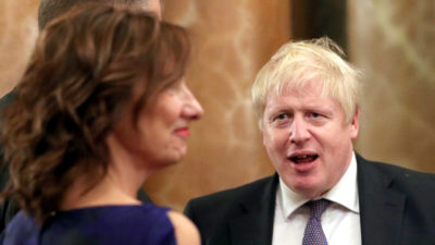 Avertisment pentru românii din Marea Britanie! Ce a anunțat acum premierul Boris Johnson