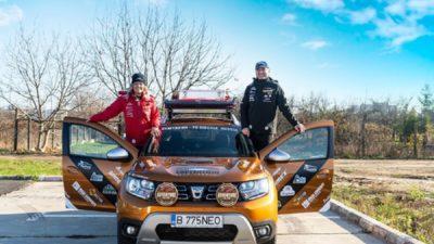 Ce au pățit doi români care au plecat în Siberia cu o Dacia Duster. Au avut parte de un șoc total