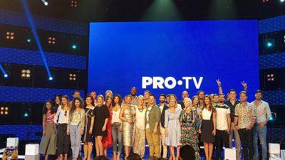 Cum arătau vedetele Pro TV acum 24 de ani, la înființarea postului TV