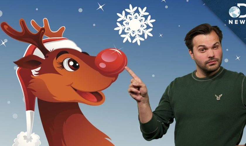 De ce are Rudolf nasul roșu? Sunt zeci de speculații, însă numai adevărul e unul singur