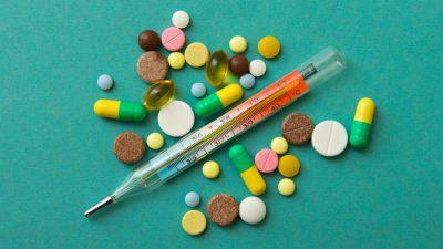 Medicamente împotriva răcelii, pline de E-uri. Anunțul Protecției Consumatorului