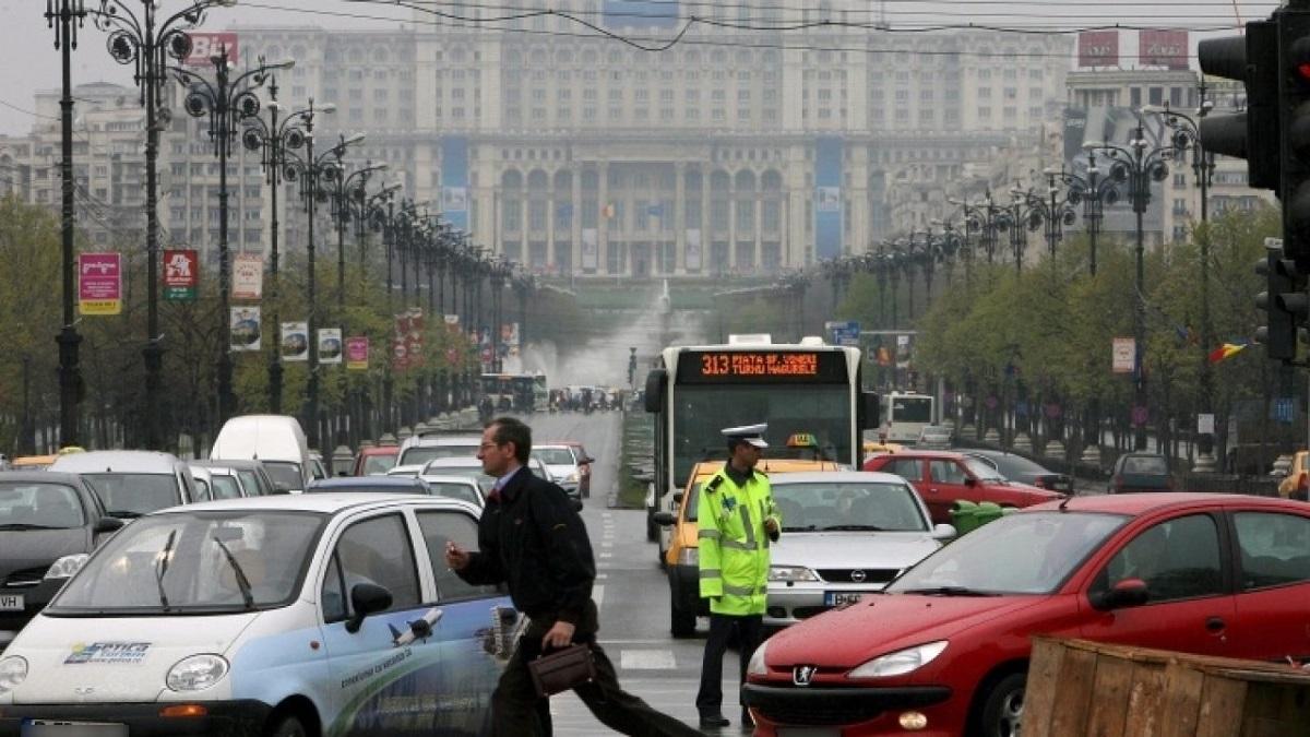 Restricții rutiere de Revelion în Capitală. Ce trebuie să știe toți șoferii