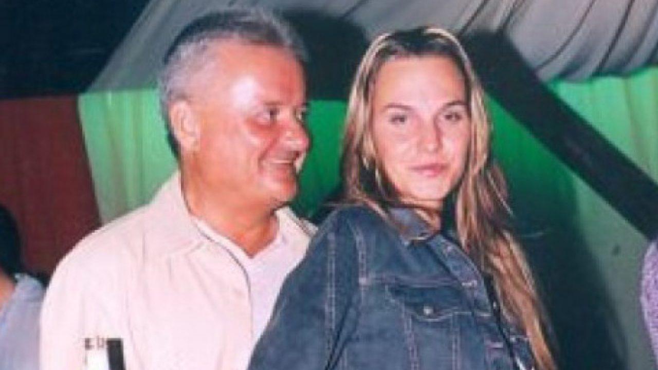Anna Lesko, Irinel Columbeanu, poveste de dragoste