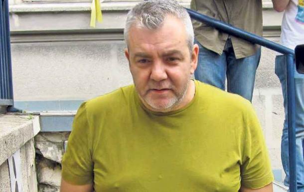 Bogdan Rădulescu, primul soț al Mihaelei Rădulescu. Foto: libertatea.ro