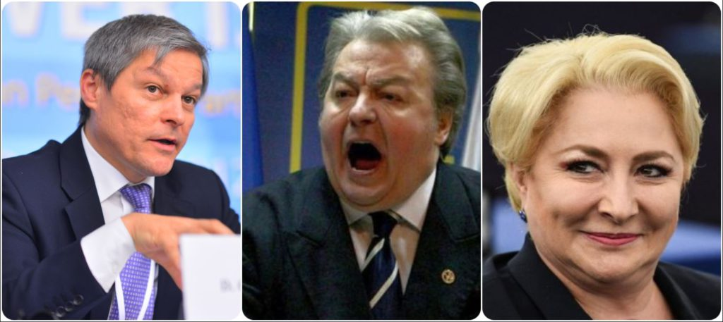 Momente savuroase cu CTP. Ce a spus despre Dacian Cioloș, Viorica Dăncilă și Corneliu Vadim Tudor?