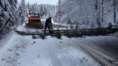 Alertă ANM! Cod galben în România. 3 zile de ninsoi și viscol puternic