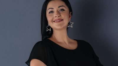Cum arăta Gabriela Cristea când s-a lansat în televiziune. Poze de colecție cu prezentatoarea Antena Stars