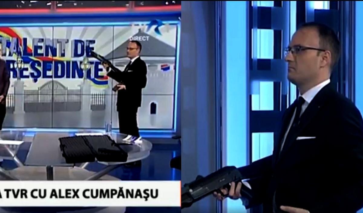 Alexandru Cumpănașu, pus sub acuzare de DNA. Acuzații dure la adresa fostului candidat la președinție