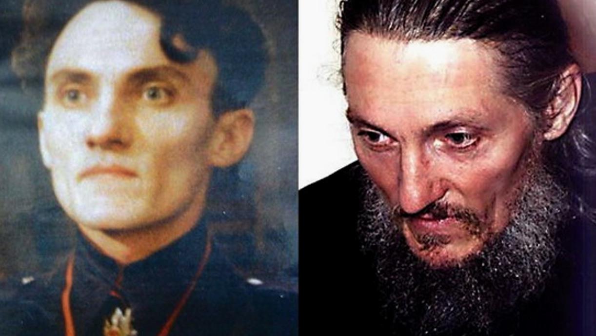 Când s-a călugărit Dragoș Pâslaru. Sursă foto: România TV
