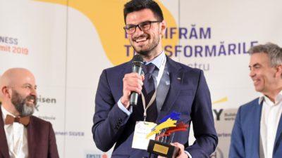 Cel mai tânăr om de afaceri din România are doar 22 de ani. Ce idee a avut