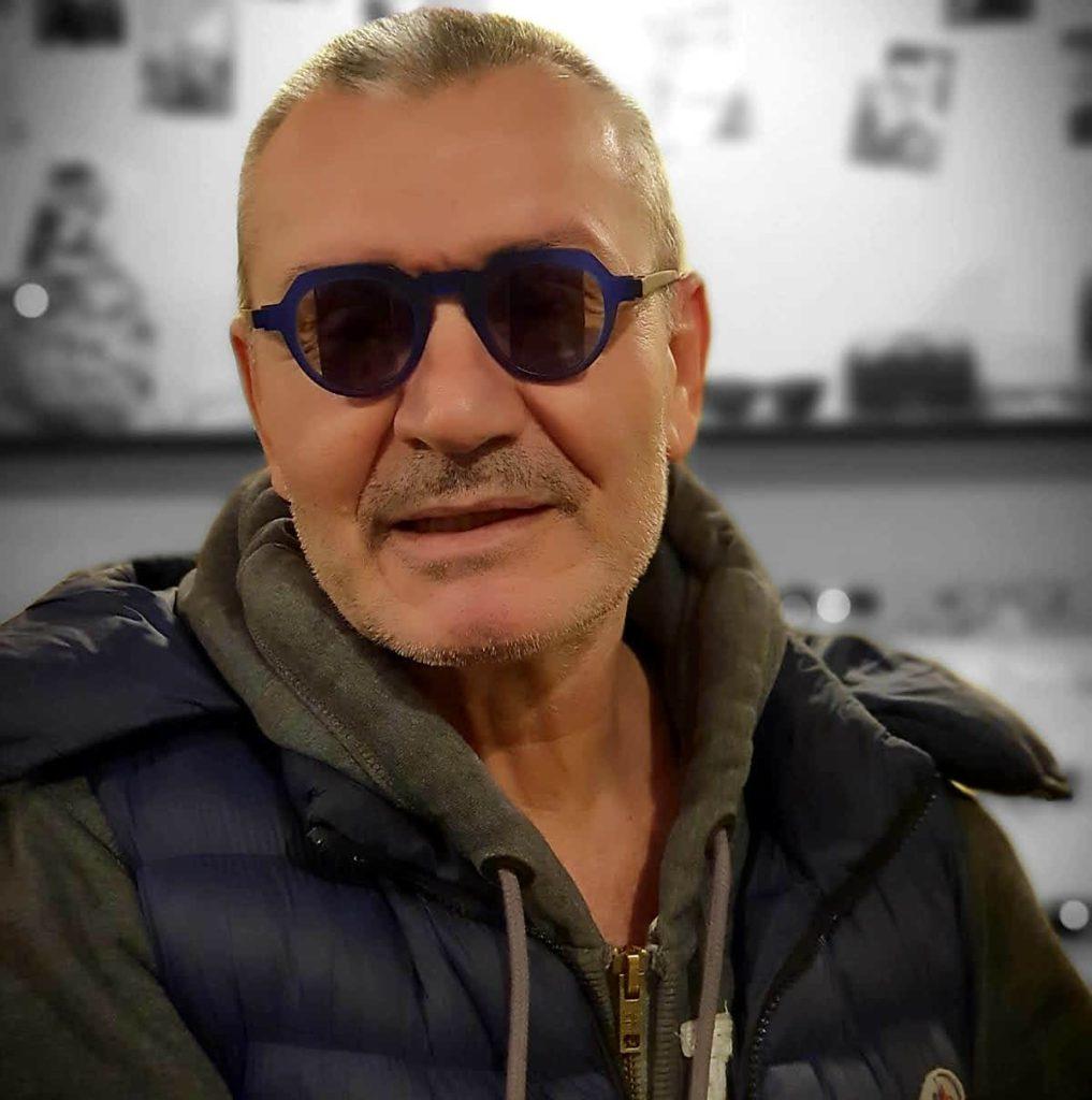 George Papari, fostul iubit al Cristinei Șișcanu Ionescu, soția prezentatorului Mădălin Ionescu. Foto: Facebook / George Papari