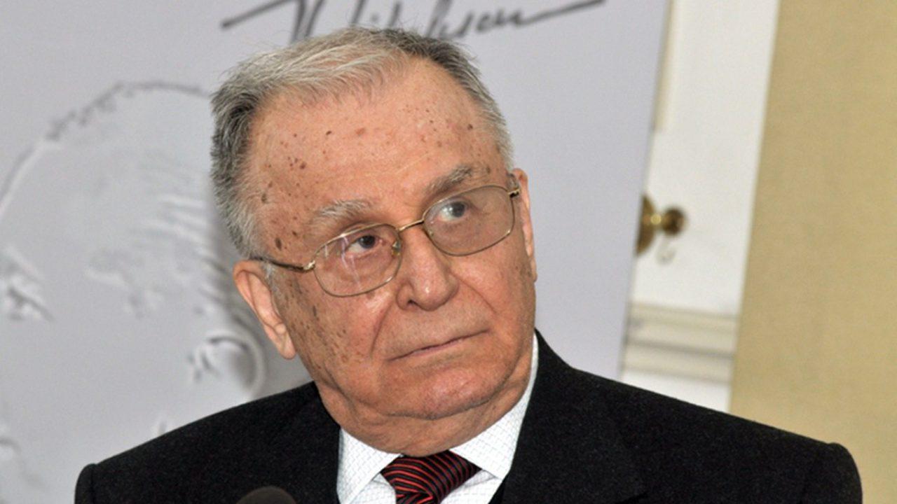 Ludovic Orban, Ion Iliescu, Institutul Revoluției