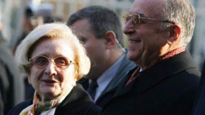 Cine este și ce meserie are Nina Iliescu. De ce a stat mereu în umbra fostului președinte