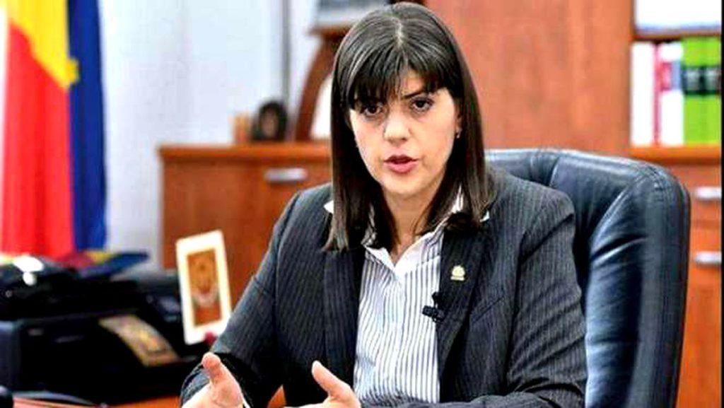 "Laura Codruța Kövesi câștigat premiul ""Femeia la Putere"