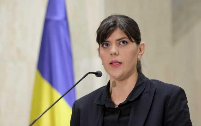 Laura Codruța Kovesi, probleme pe aeroportul din Liege