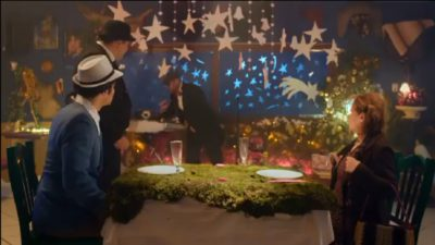 Ce se întâmplă în Las Fierbinți, episodul special de Crăciun. Firicel și soția, seară romantică