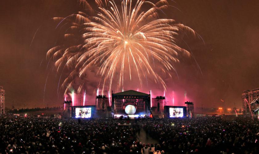 Program de Revelion în Piața Constituției. Ce artiști urcă pe scenă în noaptea dintre ani. Surprize uriașe pentru bucureșteni