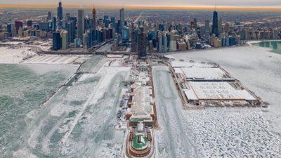Ce este vortexul polar și care e diferența dintre manifestarea lui iarna sau vara. Alte fenomene meteo extreme