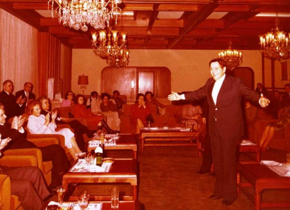 Nicolae Ceaușescu, petreceri private de ziua lui de naștere. Imagini inedite de la o astfel de distracție